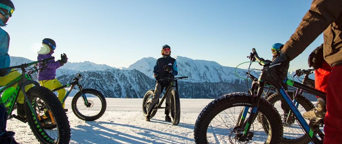 8 glisses faciles à apprendre en stations de montagne