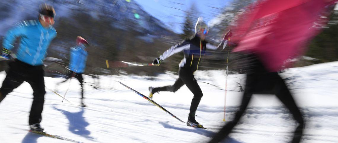 Nordique : conseils pour se mettre au skating