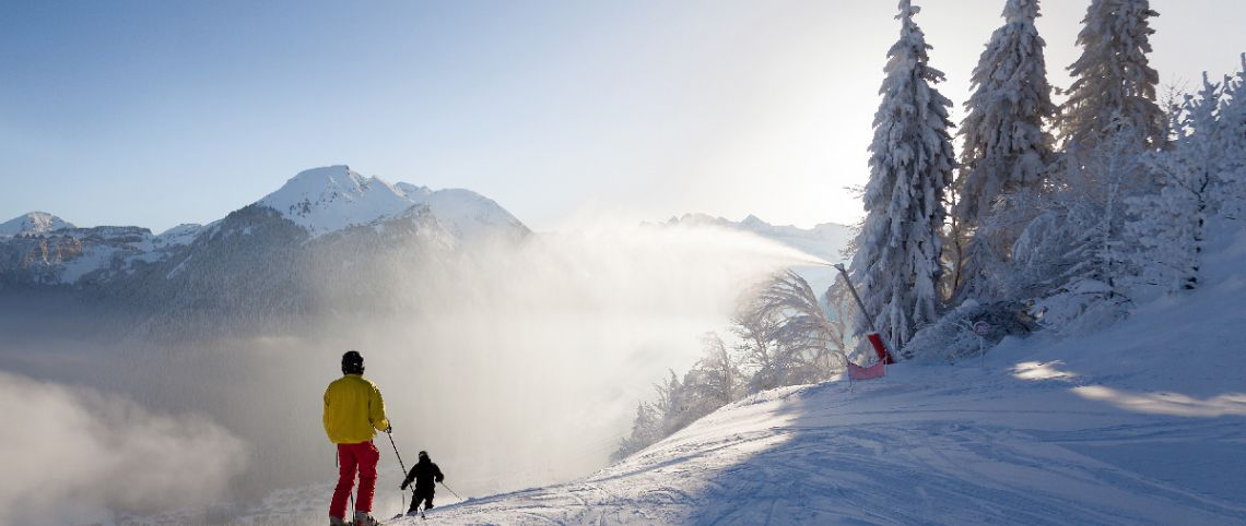 What's new in the ski areas?