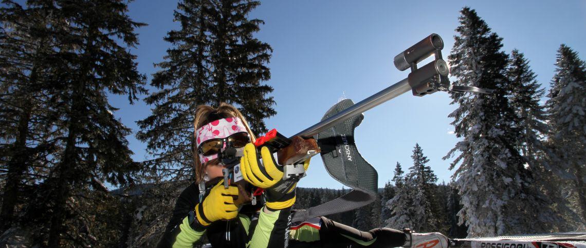Et si vous testiez le biathlon ?