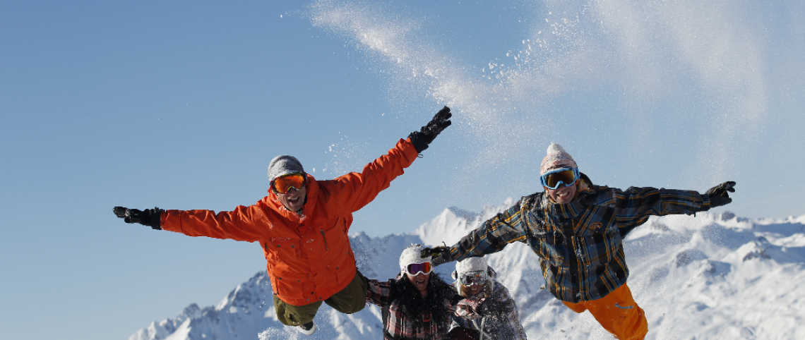 Our 7 tips for preparing your winter vacation in the mountains