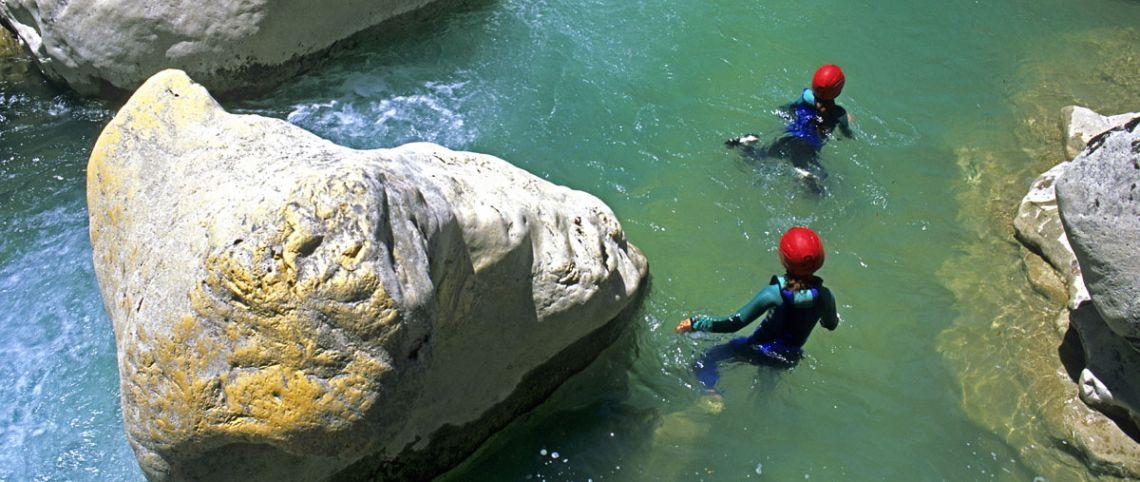 Canyoning : l'activité à découvrir !