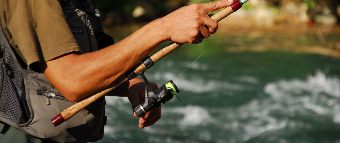 Mountain fishing: discovering high-altitude rivers and lakes
