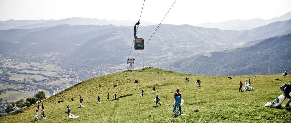 Agir pour la nature : actions écologiques en montagne