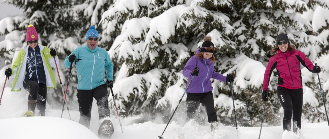 La raquette à neige : sélection et conseils pour bien démarrer