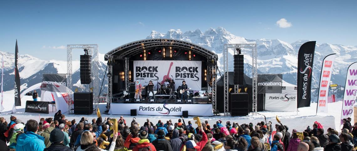Ski in France: music festivals over the winter season 2018 - 2019