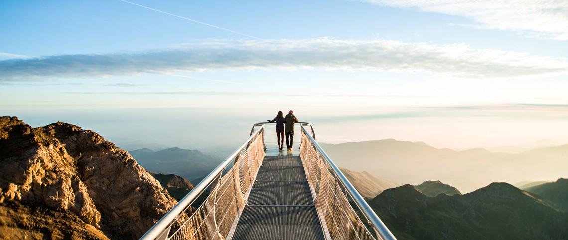 Portfolio : un tour au Pic du Midi