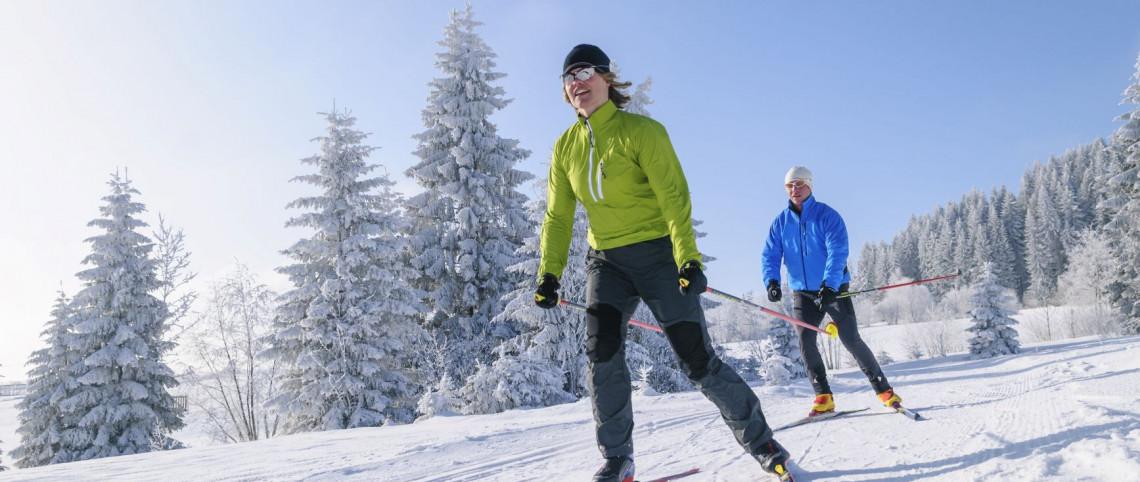 Cet hiver, je me mets aux activités nordiques !