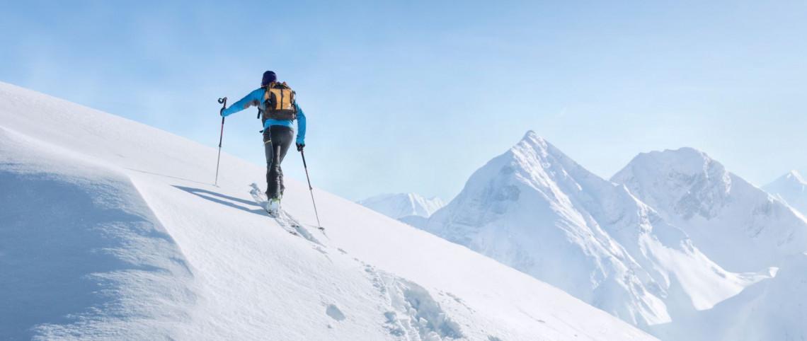 Comment s'initier au ski de rando ?