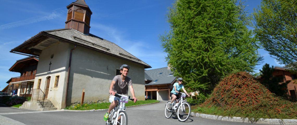 Le vélo électrique débarque en montagne