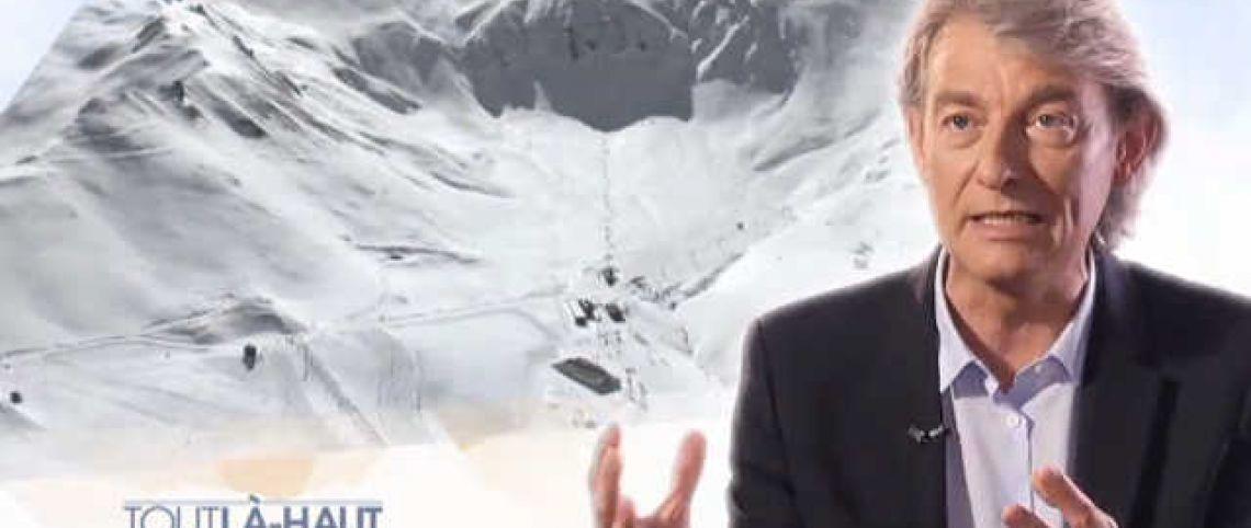 Gilles Verdez évoque sa passion pour le ski de fond