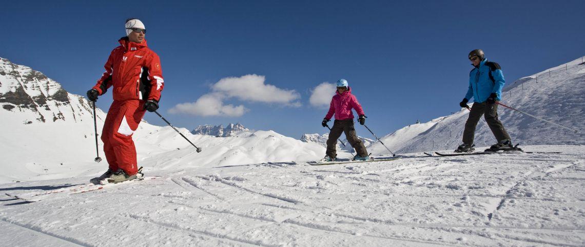 Les stations chouchoutent les skieurs débutants
