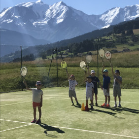 "Stage de tennis enfants ""Mini-Tennis"""