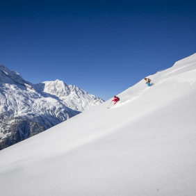 Adventure Back Country: Initiation au Hors Piste avec l'ESF