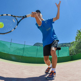 Tennis : stage ados (13/15 ans)