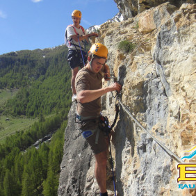 Eau Vive Passion - Via Ferrata