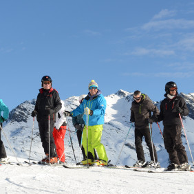 Stages de ski pour adultes