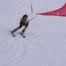 Test ski-open Boardercross