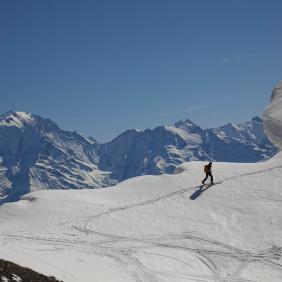 Ski de rando : totale rando - combe des Aravis