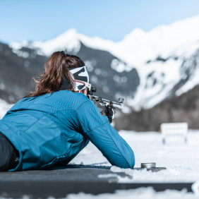 Biathlon tir à 10 m : stage adulte