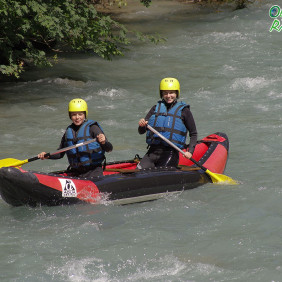 Objectif Raft - Parcours Cano Raft