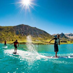 Le stand-up paddle, le coup de coeur de l'été