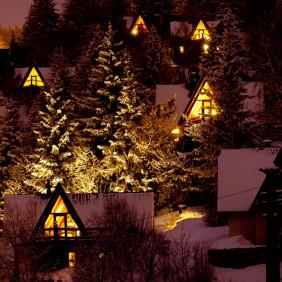 16 chalets de rêve pour un Noël magique !
