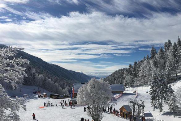 Autrans Domaine skiable