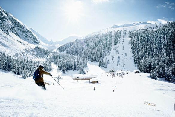 Courchevel Tourisme / David André