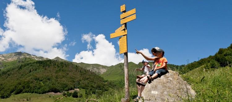 13 randonnées à faire avec des enfants !