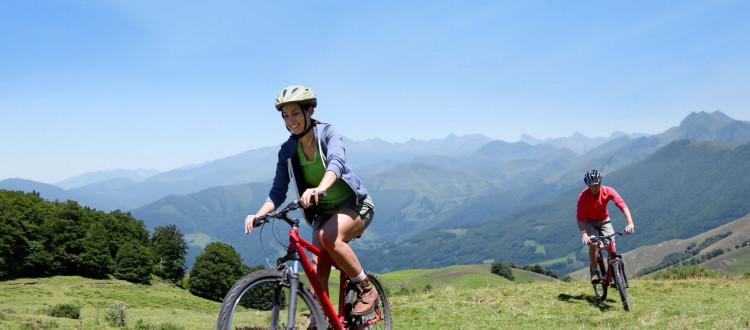 Vélo en montagne : tout pour les débutants !