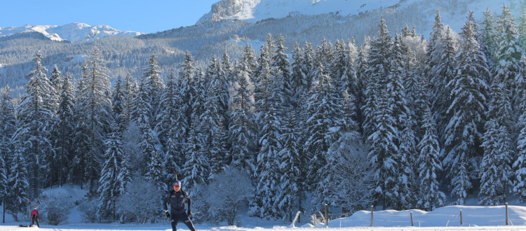Ski de fond : sites emblématiques VS domaines confidentiels