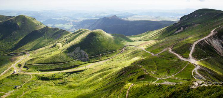Auvergne landscapes : living the slow life
