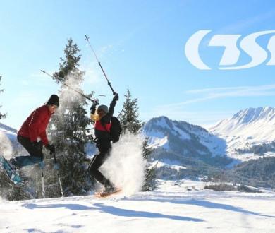 4 bonnes raisons de pratiquer la raquette à neige