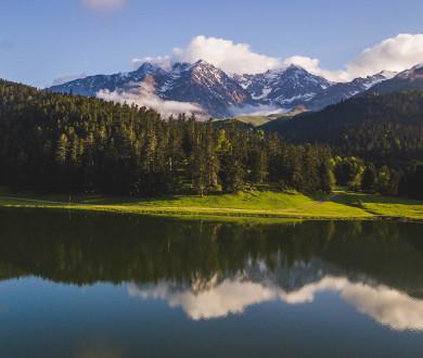 9 spots incroyables en montagne