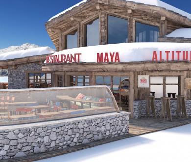 Gastronomie : les nouveaux restaurants en station cet hiver