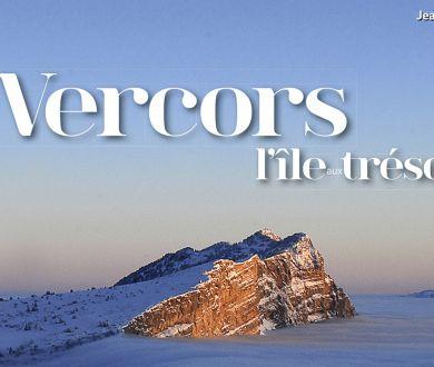 Vercors, l'île aux trésors
