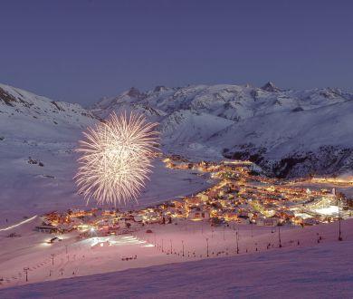 Nouvel An à la montagne : nos idées pour un Jour de l'An festif !