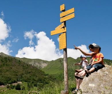 Rando: 13 trails to take with children!