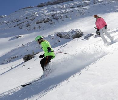 Where to ski in Spring?