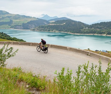 10 fietsroutes in de bergen