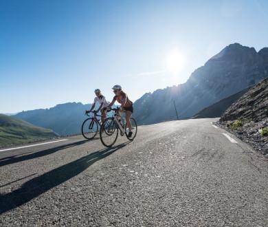 Les cols réservés aux cyclistes en montagne cet été