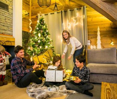 Un Noël inédit en montagne