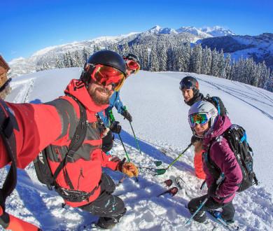 Veste de ski : tout savoir sur l'imperméabilité et l'étanchéité