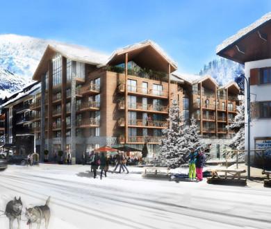 Nouveautés 2021/2022 : des hébergements tous azimuts à la montagne