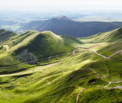 Natuur en poëzie in de Auvergne
