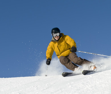 Les bienfaits du ski alpin pour garder la santé !