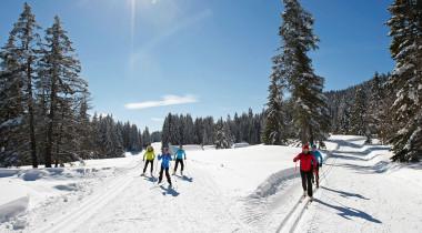 6 bonnes raisons de se mettre au ski de fond !