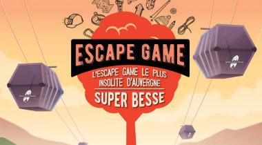 Jeux de pistes et escape games grandeur nature en station