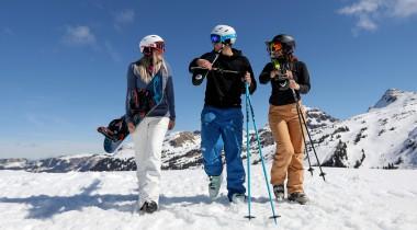 Le ski au printemps : pour un corps et un mental en forme !
